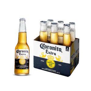 Coronita Botella (210ml) Pack x 6