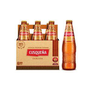 Dorada Botella (310ml) Pack x 6